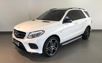 GLE 450 AMG Black Edition 4Matic