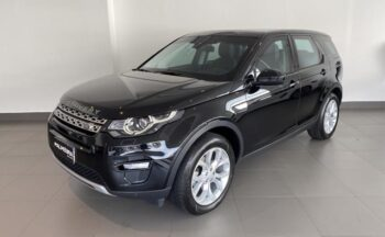 Discovery Sport 2.0 TD4 HSE 4WD