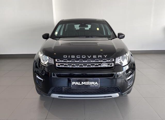 Discovery Sport 2.0 TD4 HSE 4WD completo